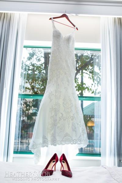 Brittany& Trey Wedding Savage Mill-103