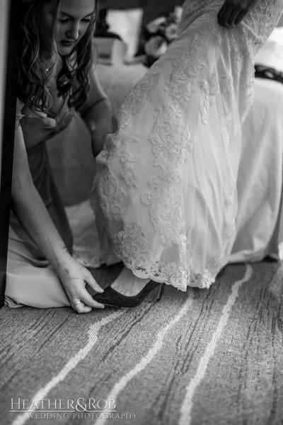 Brittany& Trey Wedding Savage Mill-115