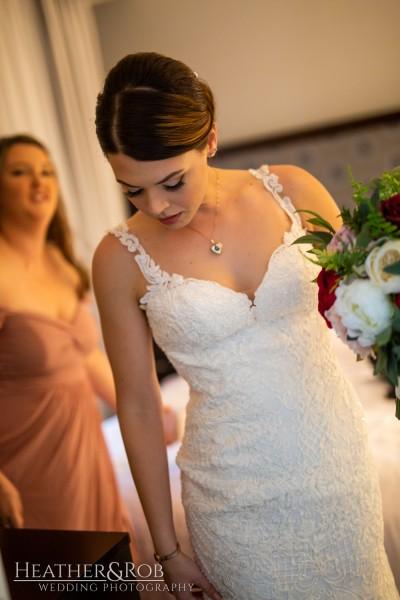 Brittany& Trey Wedding Savage Mill-117