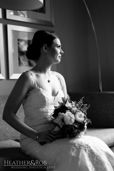 Brittany& Trey Wedding Savage Mill-118