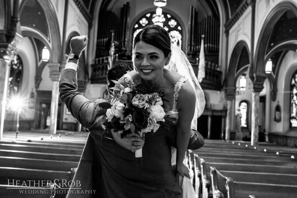 Brittany& Trey Wedding Savage Mill-148