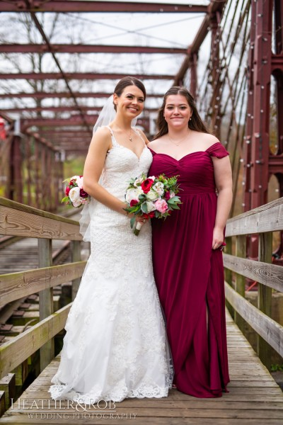 Brittany& Trey Wedding Savage Mill-153