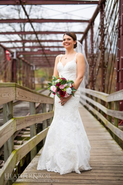 Brittany& Trey Wedding Savage Mill-156