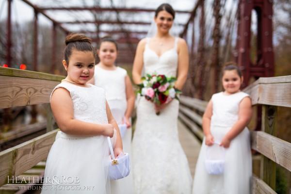 Brittany& Trey Wedding Savage Mill-160