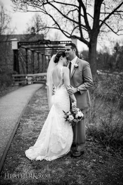 Brittany& Trey Wedding Savage Mill-166