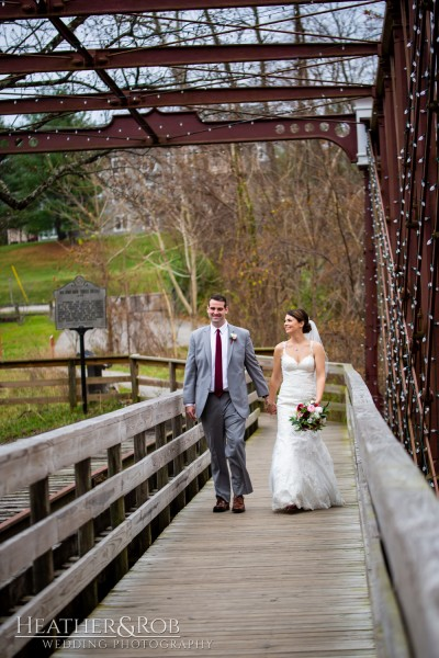 Brittany& Trey Wedding Savage Mill-170