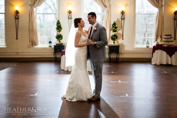 Brittany& Trey Wedding Savage Mill-176