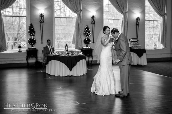 Brittany& Trey Wedding Savage Mill-183