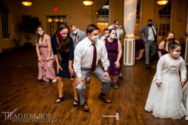 Brittany& Trey Wedding Savage Mill-204