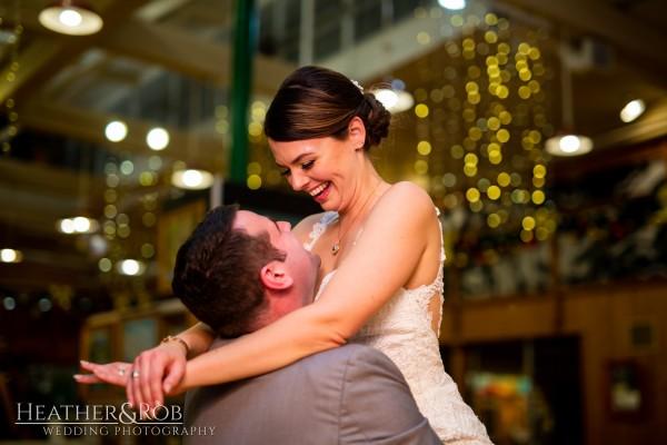 Brittany& Trey Wedding Savage Mill-212
