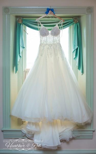 Jessica & Nick Ceresvile Mansion Wedding-102