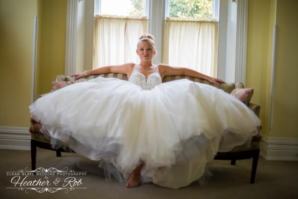 Jessica & Nick Ceresvile Mansion Wedding-129