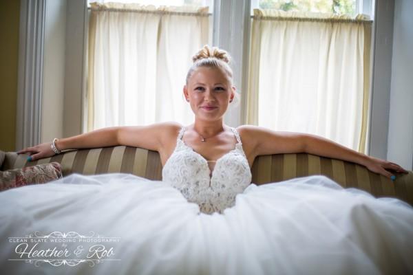 Jessica & Nick Ceresvile Mansion Wedding-131