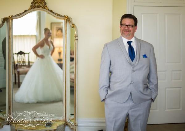 Jessica & Nick Ceresvile Mansion Wedding-134