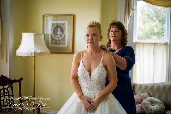 Jessica & Nick Ceresvile Mansion Wedding-138