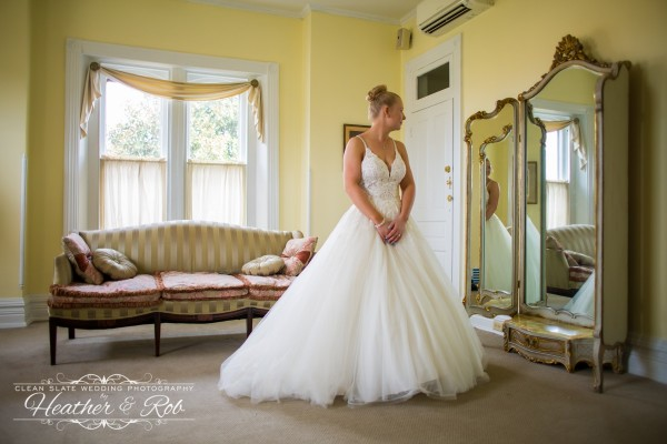 Jessica & Nick Ceresvile Mansion Wedding-145