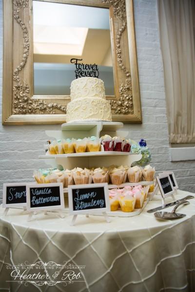 Jessica & Nick Ceresvile Mansion Wedding-148