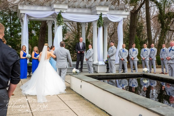 Jessica & Nick Ceresvile Mansion Wedding-152