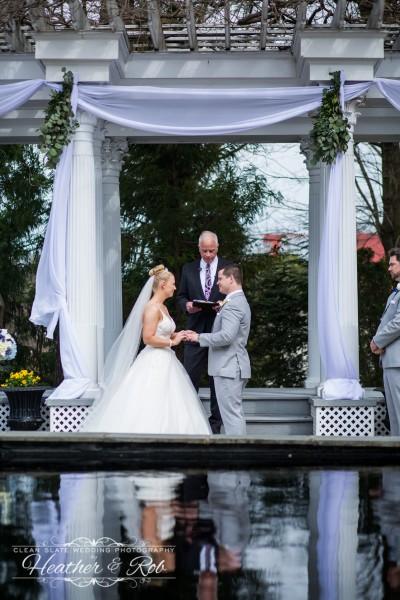 Jessica & Nick Ceresvile Mansion Wedding-159