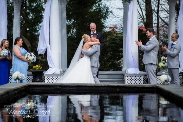 Jessica & Nick Ceresvile Mansion Wedding-160