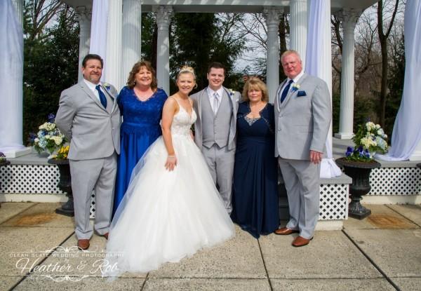 Jessica & Nick Ceresvile Mansion Wedding-165