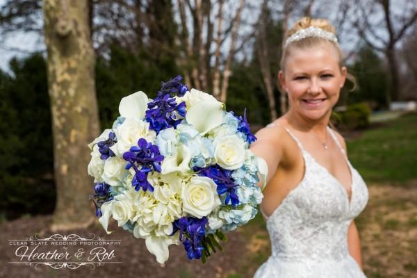 Jessica & Nick Ceresvile Mansion Wedding-170
