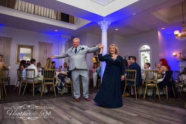 Jessica & Nick Ceresvile Mansion Wedding-174