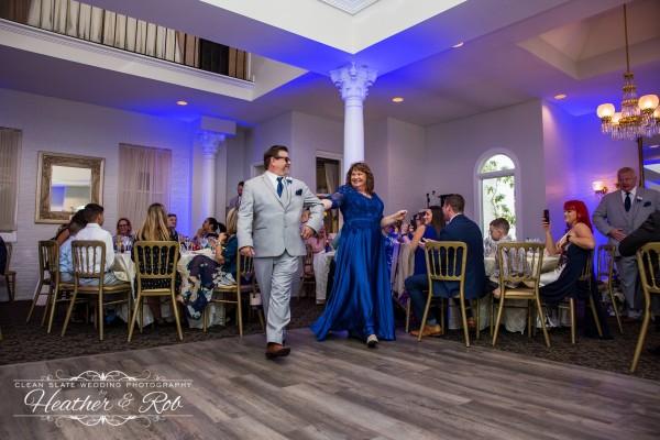 Jessica & Nick Ceresvile Mansion Wedding-175
