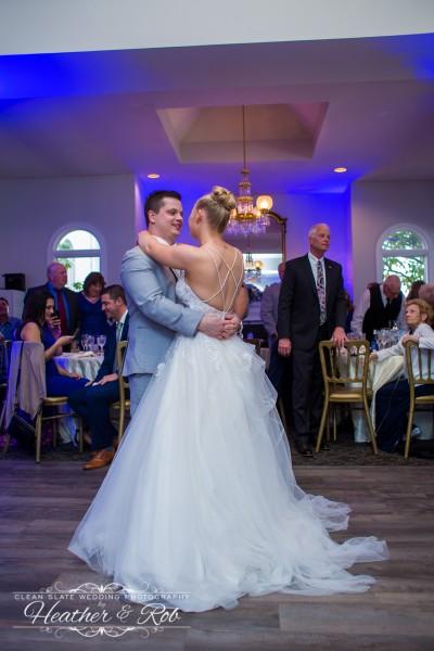 Jessica & Nick Ceresvile Mansion Wedding-181