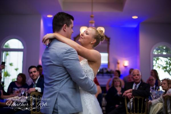 Jessica & Nick Ceresvile Mansion Wedding-182