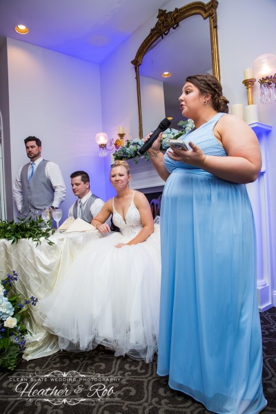 Jessica & Nick Ceresvile Mansion Wedding-188