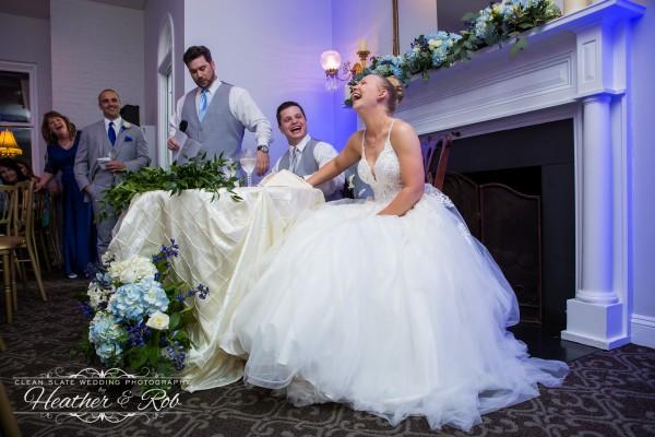 Jessica & Nick Ceresvile Mansion Wedding-191