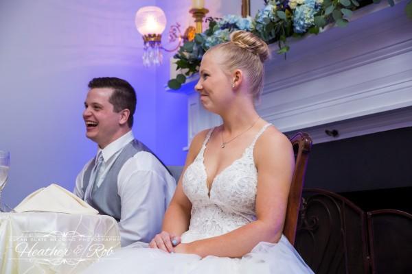 Jessica & Nick Ceresvile Mansion Wedding-194