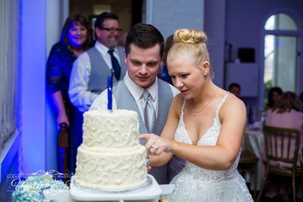 Jessica & Nick Ceresvile Mansion Wedding-202