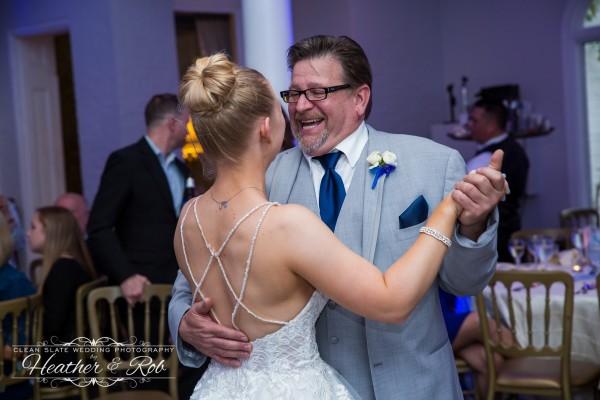 Jessica & Nick Ceresvile Mansion Wedding-204