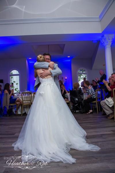 Jessica & Nick Ceresvile Mansion Wedding-208