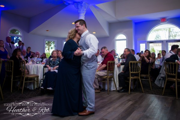 Jessica & Nick Ceresvile Mansion Wedding-209