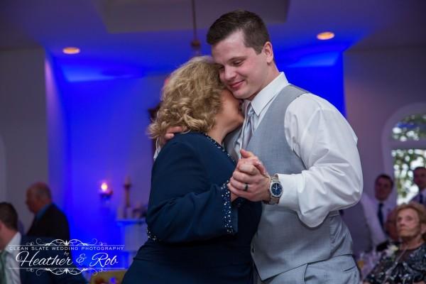 Jessica & Nick Ceresvile Mansion Wedding-210