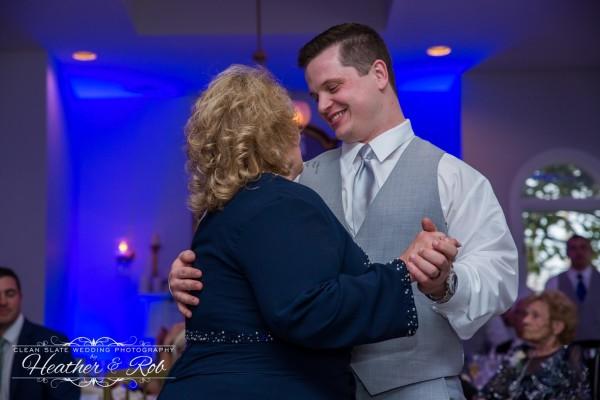 Jessica & Nick Ceresvile Mansion Wedding-212