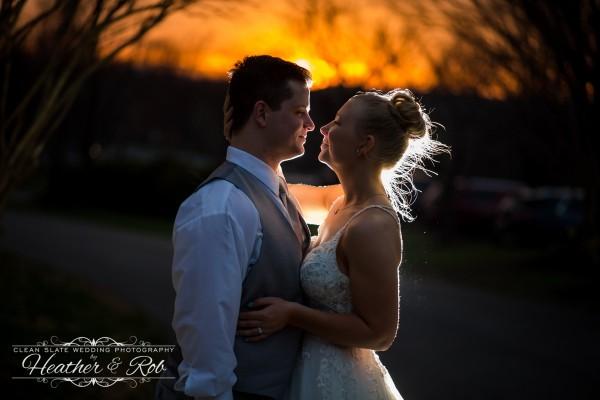 Jessica & Nick Ceresvile Mansion Wedding-259