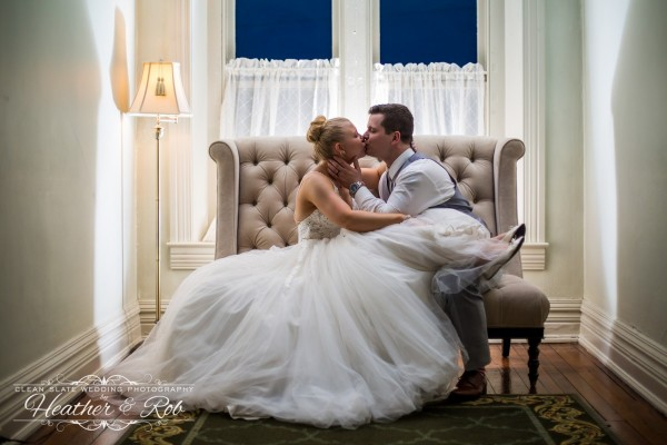 Jessica & Nick Ceresvile Mansion Wedding-263