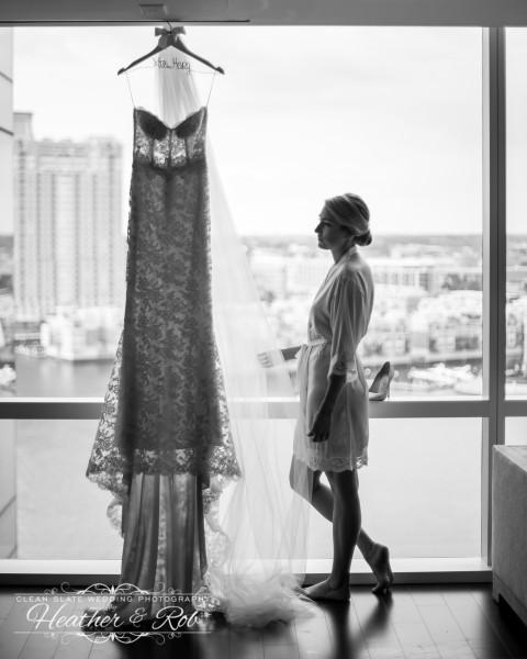 Julie & Denny Wedding Four Seasons Baltimore-116