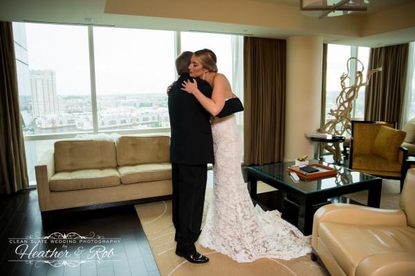 Julie & Denny Wedding Four Seasons Baltimore-126