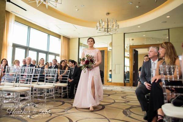 Julie & Denny Wedding Four Seasons Baltimore-136