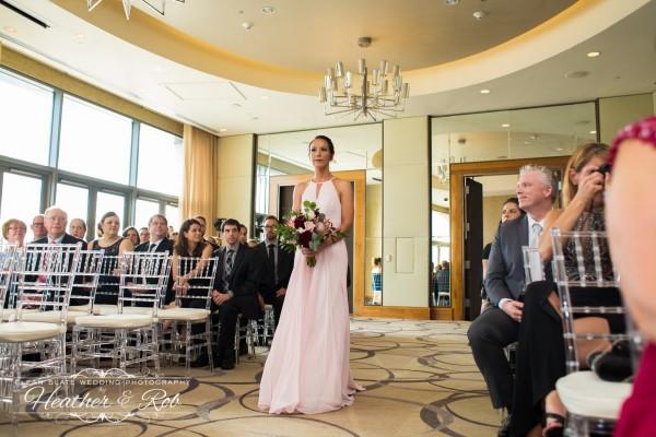 Julie & Denny Wedding Four Seasons Baltimore-137