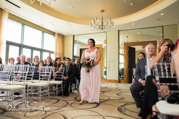Julie & Denny Wedding Four Seasons Baltimore-138