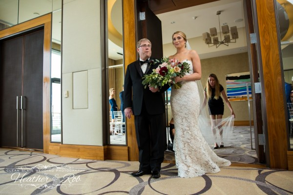 Julie & Denny Wedding Four Seasons Baltimore-141