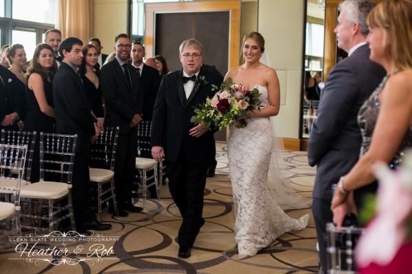 Julie & Denny Wedding Four Seasons Baltimore-143