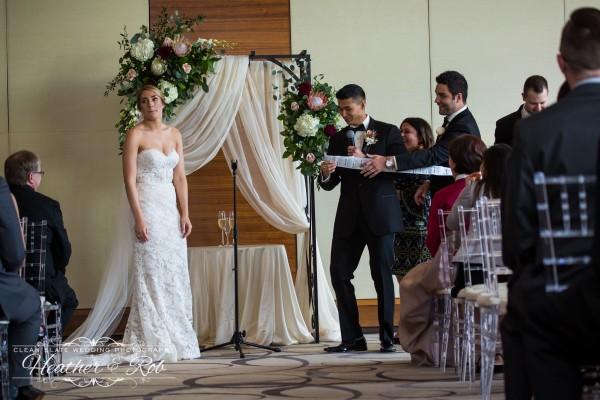 Julie & Denny Wedding Four Seasons Baltimore-147
