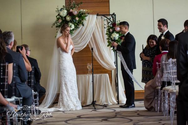 Julie & Denny Wedding Four Seasons Baltimore-148